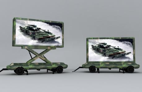 景想E-K50Ⅱ车型-军区文化宣传的新利器